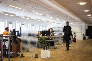 luxe thuiskapper en andere care exclusief bij bedrijven op kantoor