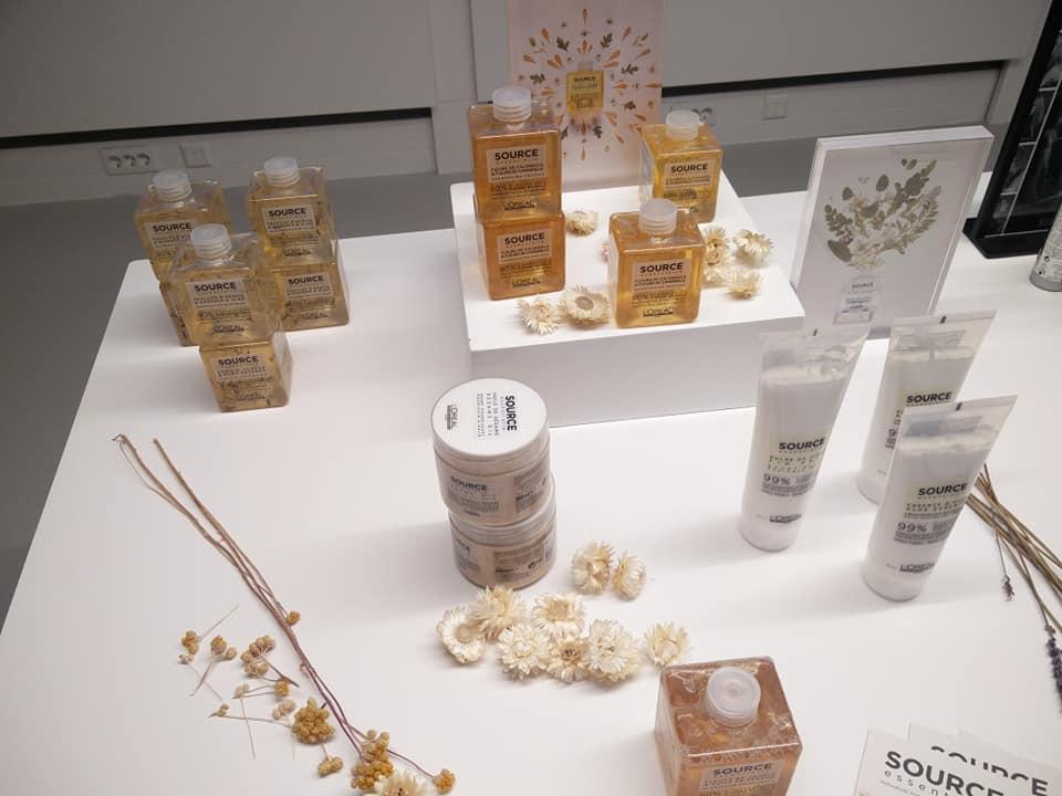 Source Essentielle Vega haarproducten L'Oréal Professionnel